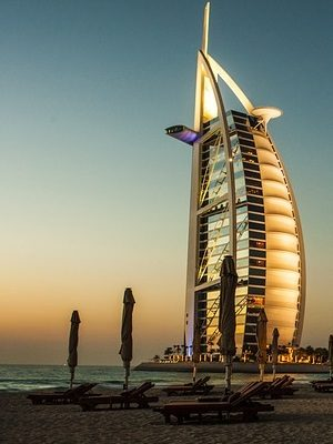 City & Atlantis, Dubai, ideal time to visit Dubai