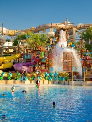 Wild Wadi Water Park in Dubai