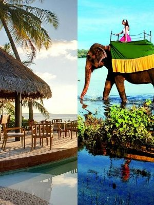 Maldives and Sri Lanka tour package