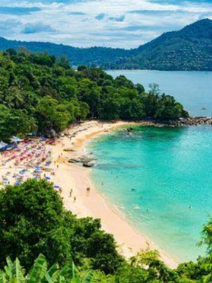 Phuket Krabi and Bangkok tours